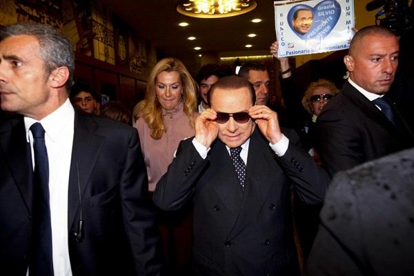 uveite berlusconi san raffaele Berlusconi e pensionati