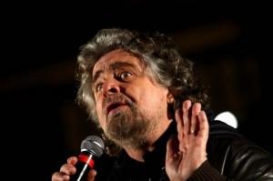 L�attacco di Grillo dopo la Legge di Stabilit�: �E� dittatura con vaselina�