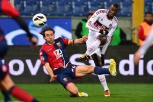 La sfida fra Genoa e Milan è una delle più calde della Serie A