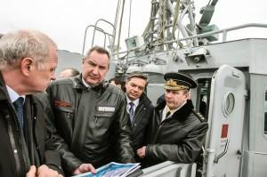 Russia, Cuba: il �falco� Rogozin arriva a L�Havana