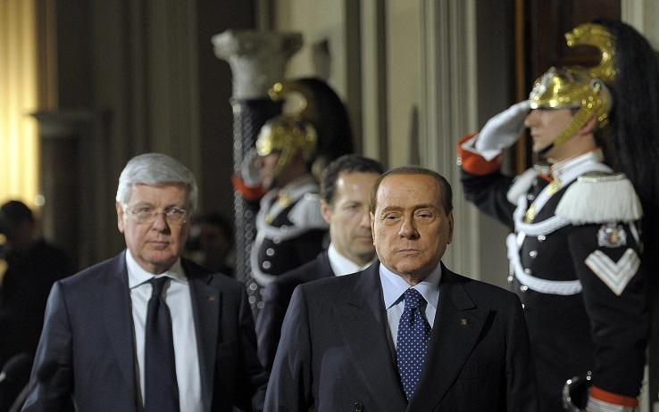 quirinale la posizione di forza italia