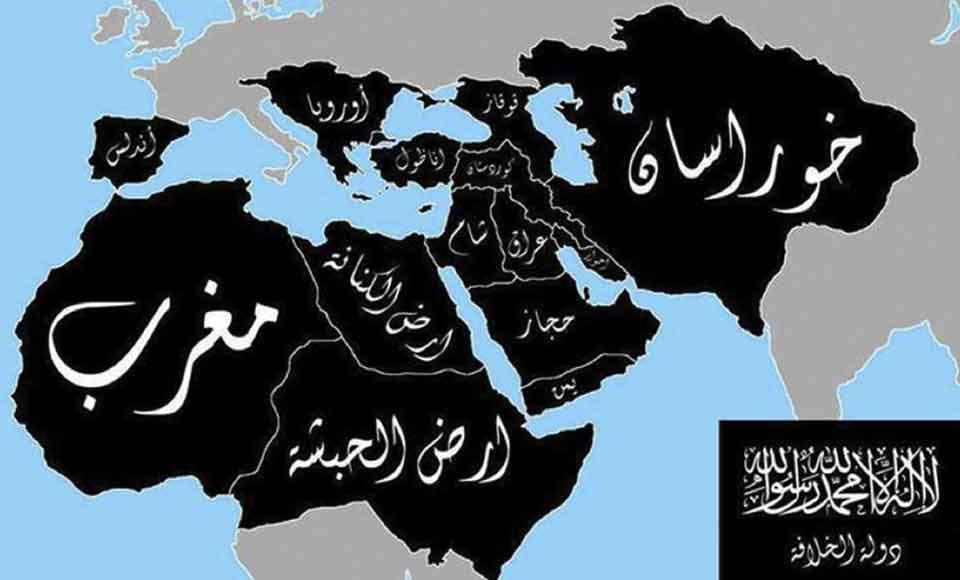 qatar isis mappa