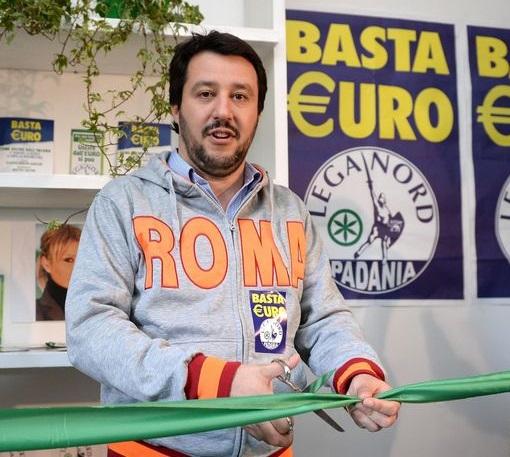 roma salvini candidato sindaco romano