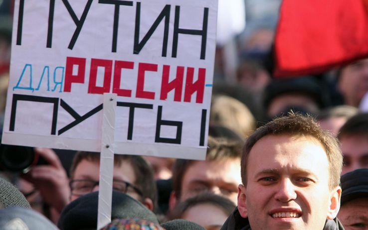 russia proteste
