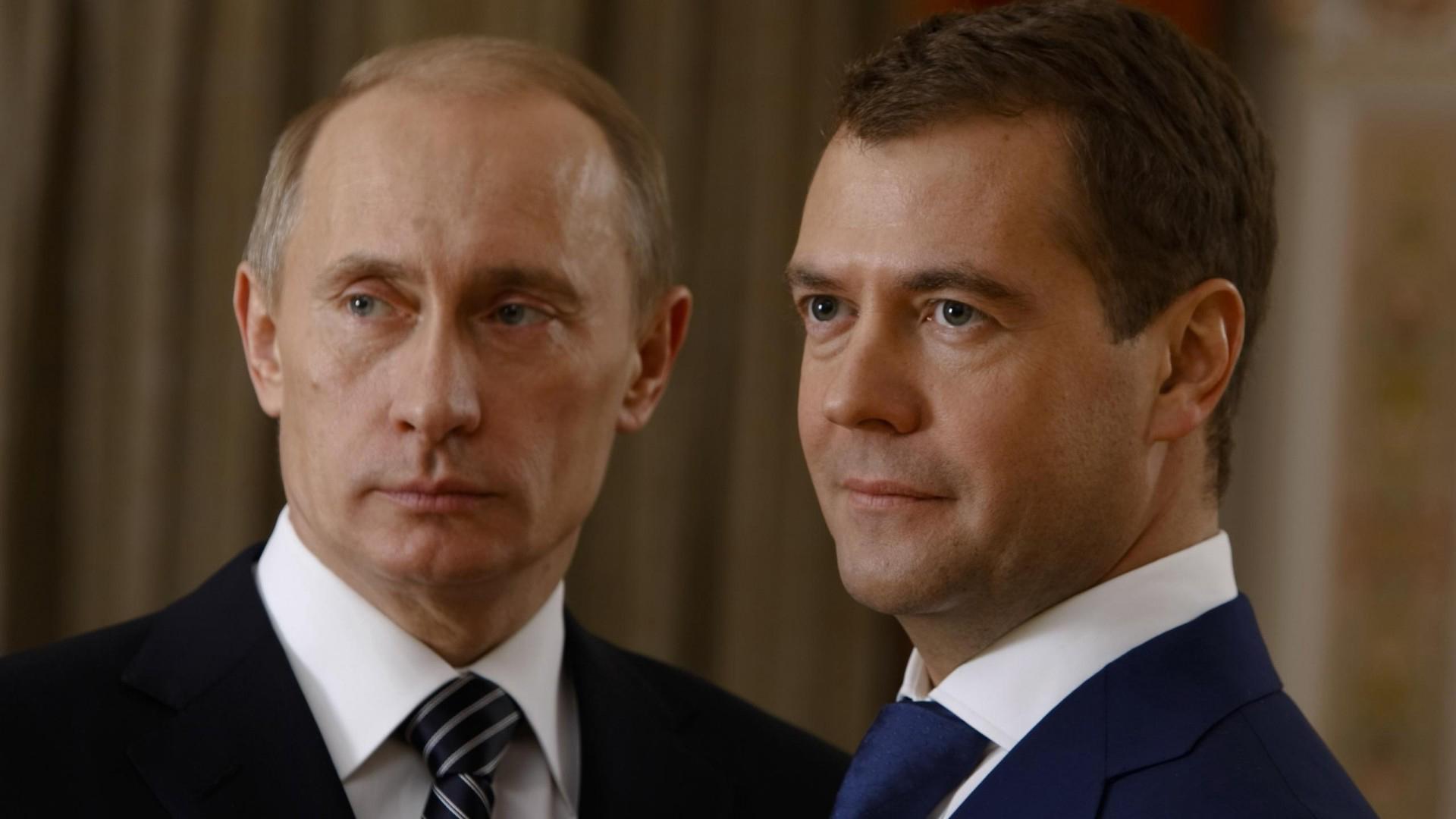 sanzioni russia medvedev