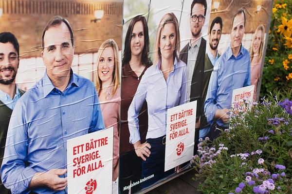 svezia, democratici svedesi, Löfven