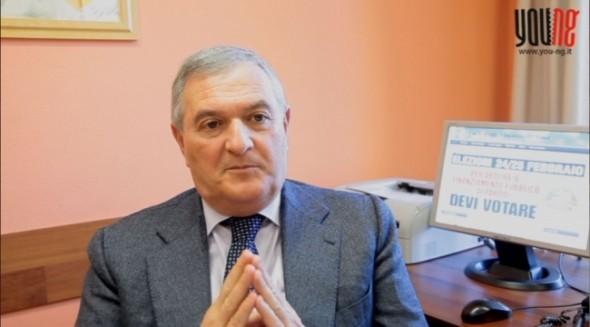 Vincenzo D'Anna dice la sua sul M5S