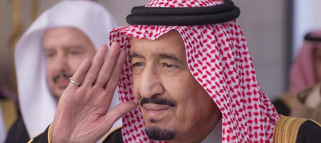Arabia saudita Salman