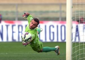 Bardi in azione con la maglia del Chievo