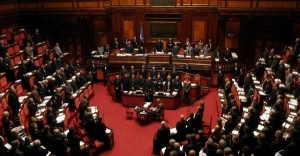 Italicum, Senato approva sbarramento e premio di maggioranza