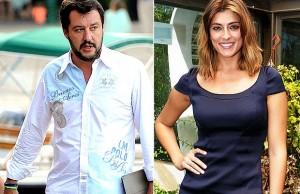 Flirt Isoardi Salvini, arriva la conferma: �Io e Matteo ci stiamo frequentando�