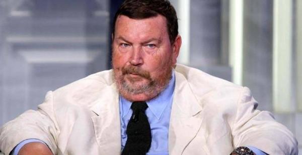 L'ex direttore de Il Foglio Giuliano Ferrara