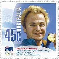 Bradbury nel francobollo celebrativo