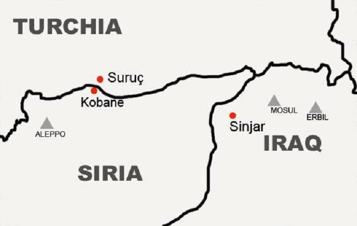iraq kobane