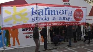La sinistra italiana a lezione di greco