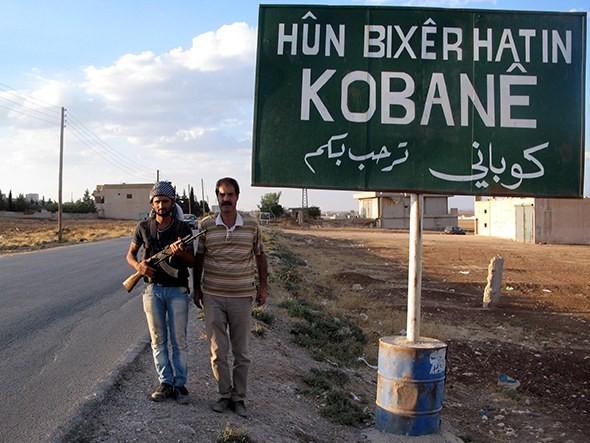 kobane iraq