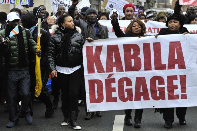 repubblica democratica del congo kabila