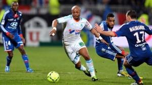 Lione-Marsiglia ligue 1
