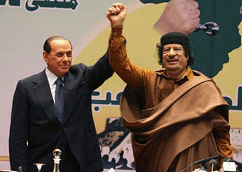 la russa spiega problemi berlusconi libia amicizia gheddafi