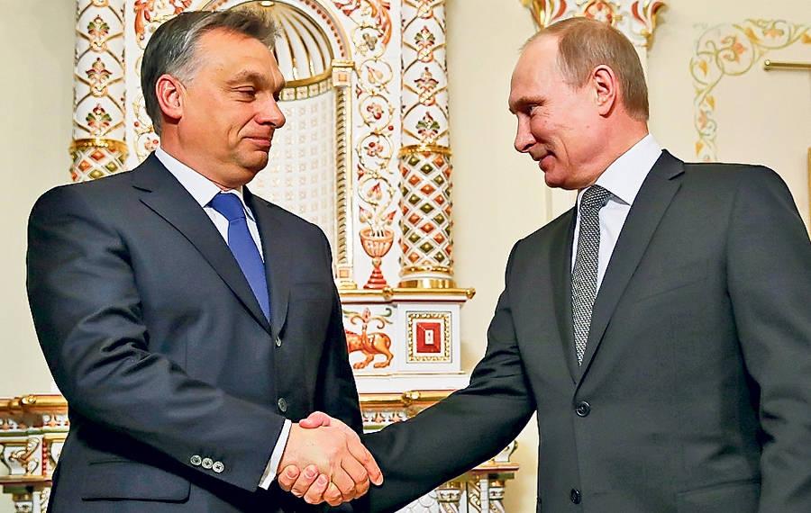 elezioni ungheria putin