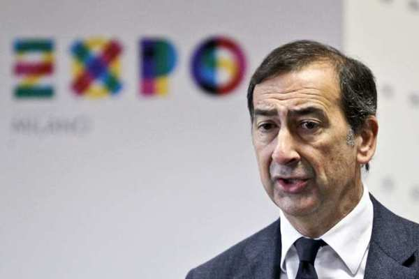 i ritardi di expo 2015 a milano commissario giuseppe sala