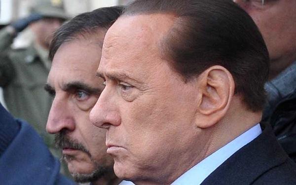 la russa berlusconi libia