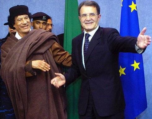 libia prodi duro con europa