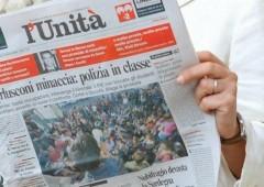 """Travaglio contro l'Unità: """"Primo monumento equestre a Renzi"""""""