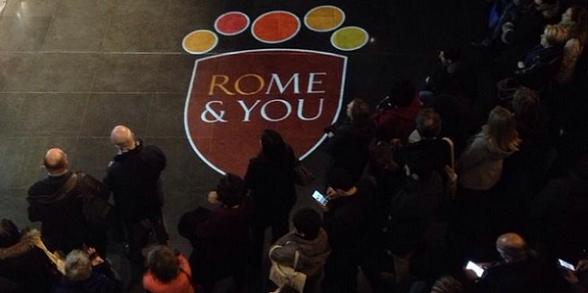 rome & you marino presenta nuovo simbolo roma capitale