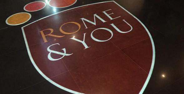 rome&you nuovo simbolo roma capitale