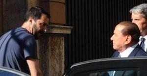 Lega, tira e molla tra Salvini e Berlusconi sulle alleanze