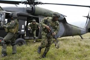 Colombia: massiccio intervento armato nell�Alto Naya