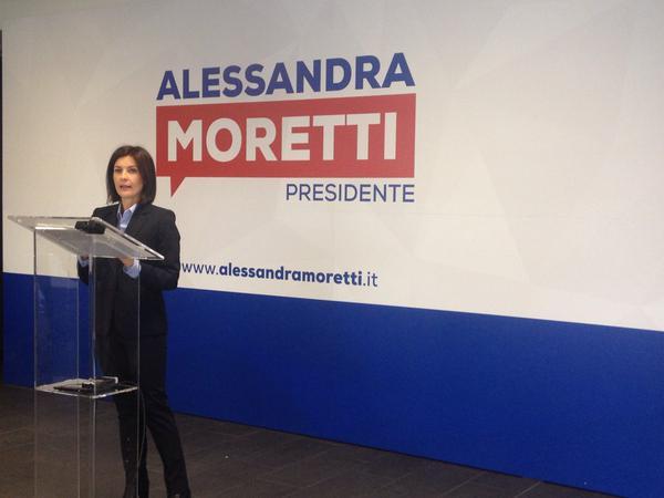 alessandra moretti mi prendo il veneto elezioni regionali