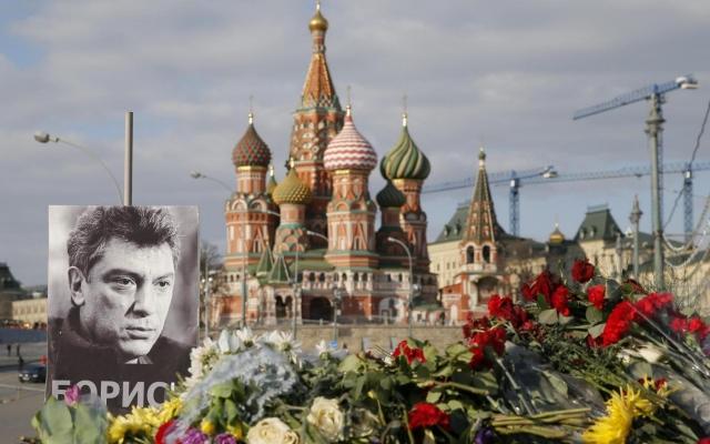 arresti omicidio nemtsov