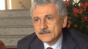D�Alema: �Non odio Veltroni, ma il leaderismo � colpa sua�