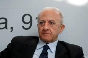 Regionali Campania, De Luca: �Sono renziano e non mi fermo�
