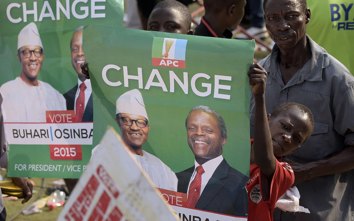 elezioni nigeria