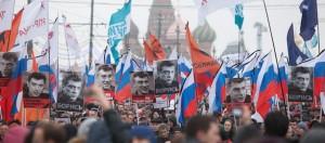 Funerali Nemtsov: altro atto della lotta tra Russia e Occidente