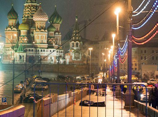 funerali nemtsov russia