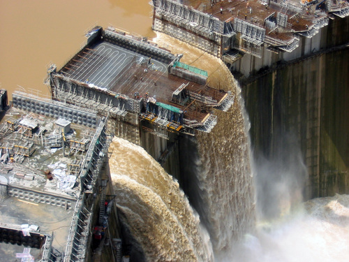 guerra dell'acqua etiopia