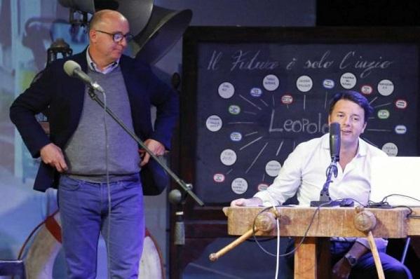 guerra e renzi pd elezioni comunali milano