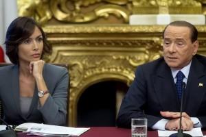 Forza Italia, l�idea di Berlusconi: Mara Carfagna leader