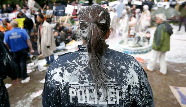 proteste francoforte blockupy