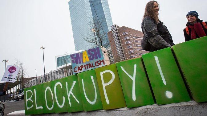 proteste francoforte