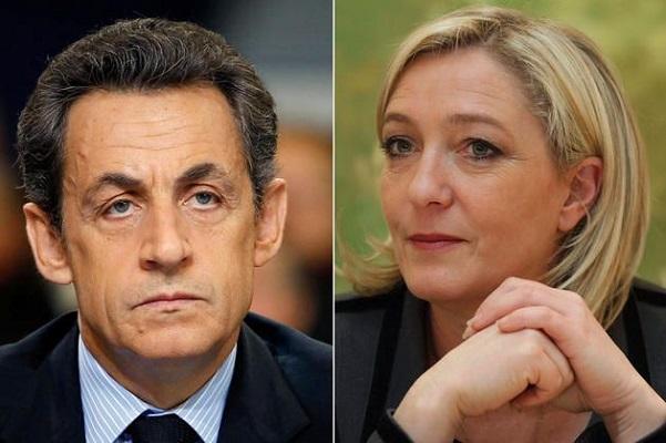 risultati elezioni francia sarkozy meglio di le pen