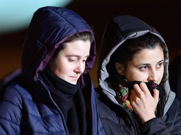 siria greta e vanessa non escludono loro ritorno