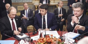 Ucraina: Renzi vola a Kiev e a Mosca