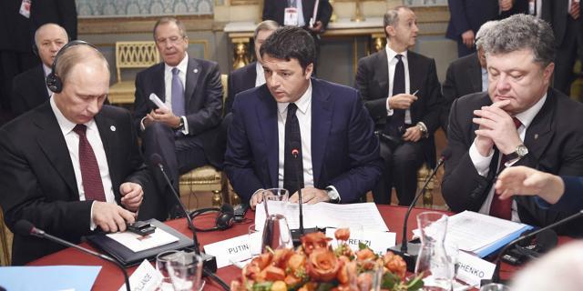 ucraina renzi
