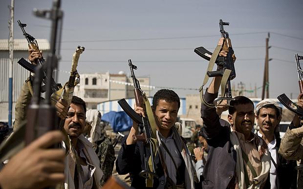 yemen iran