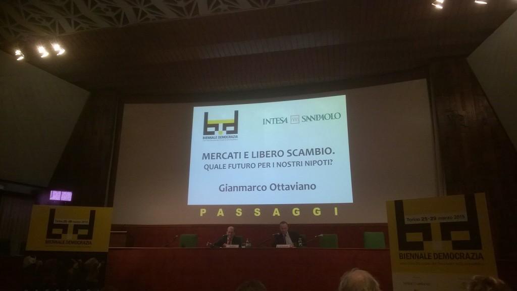 Biennale Democrazia TTIP